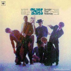 Discos de vinilo: LP THE BYRDS YOUNGER THAN YESTERDAY AUDIOPHILE VINYL. Lote 145116657