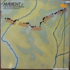 Discos de vinilo: ENO - AMBIENT 2 - THE PLATEAUX OF MIRROR - EG FRANCE 1980 . Lote 102209819