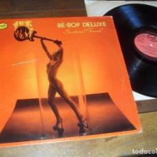 Discos de vinilo: BE-BOP DELUXE LP. SUNBURST FINISH MADE IN SPAIN 1983. Lote 102216371