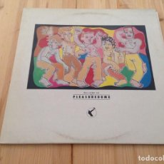 Discos de vinilo: FRANKIE GOES TO HOLLYWOOD ‎-- WELCOME TO THE PLEASUREDOME -DOBLE LP. Lote 102216931