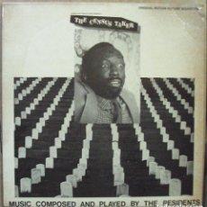Discos de vinilo: RESIDENTS - THE CENSUS TAKER - EPISODE RECS. - USA 1985. Lote 102217659