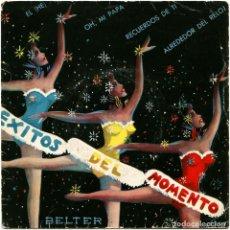 Discos de vinilo: VVAA - EXITOS VOL. IIº - EP SPAIN 1959 - BELTER 45.067. Lote 102244879
