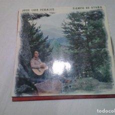Discos de vinilo: JOSE LUIS PERALES-TIEMPO DE OTOÑO - LP 1979 . Lote 102245879