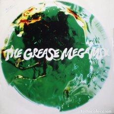 Discos de vinilo: THE GREASE MEGAMIX . MAXI SINGLE. Lote 102264763