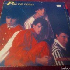 Discos de vinilo: PATO DE GOMA. CHICOS MALOS. LP 1984. Lote 102278995