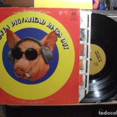 Discos de vinilo: BLODWYN PIG AHEAD RINGS OUT LP USA PEPETO TOP. Lote 102280363