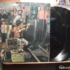 Discos de vinilo: BOB DYLAN & THE BAND THE BASEMENT TAPES LP SPÀIN 1975 PEPETO TOP. Lote 102280571