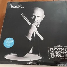 Discos de vinilo: PHIL COLLINS - THE ESSENTIAL GOING BACK (2010) - LP REEDICIÓN RHINO 2016 NUEVO. Lote 102292679