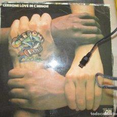 Discos de vinilo: CERRONE - LOVE IN C MINOR. HISPAVOX - LP 1977. Lote 102298095