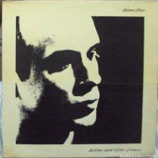 Discos de vinilo: BRIAN ENO - BEFORE AND AFTER THE SCIENCE - CON ENCARTES ORIGINALES - POLYDOR 1978 . Lote 102317287