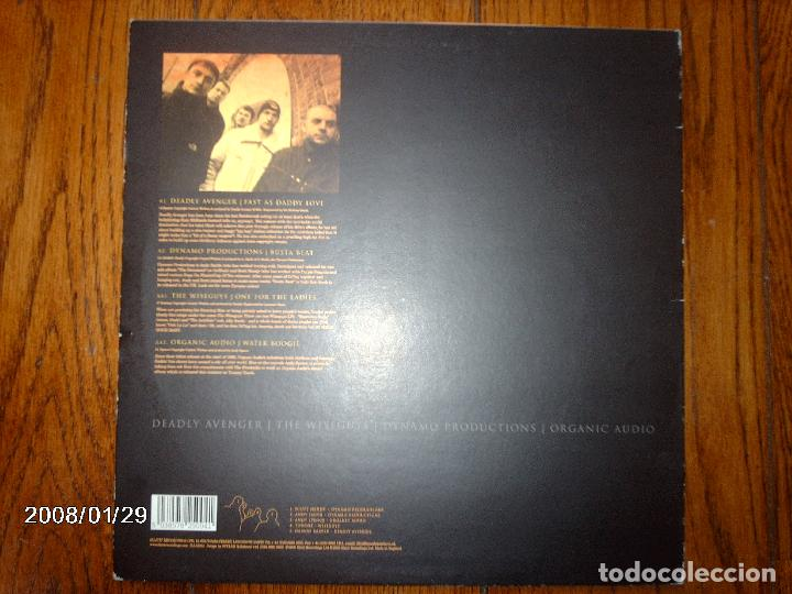 Discos de vinilo: battlecreek - deadly avenger + the wiseguys + dynamo productions + organic audio - Foto 2 - 102319707