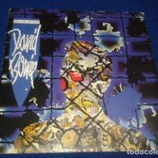 Discos de vinilo: VINILO SINGLE ( DAVID BOWIE – BLUE JEAN ) 1984 EMI ODEON ESPAÑA 006 - 2003227- BIEN CUIDADO. Lote 102332143
