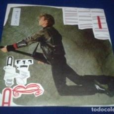 Disques de vinyle: DAVID BOWIE ( TIME WILL CRAWL ) SINGLE PROMO 1987 EMI ESPAÑA - 006 - 201892 7. Lote 102334711