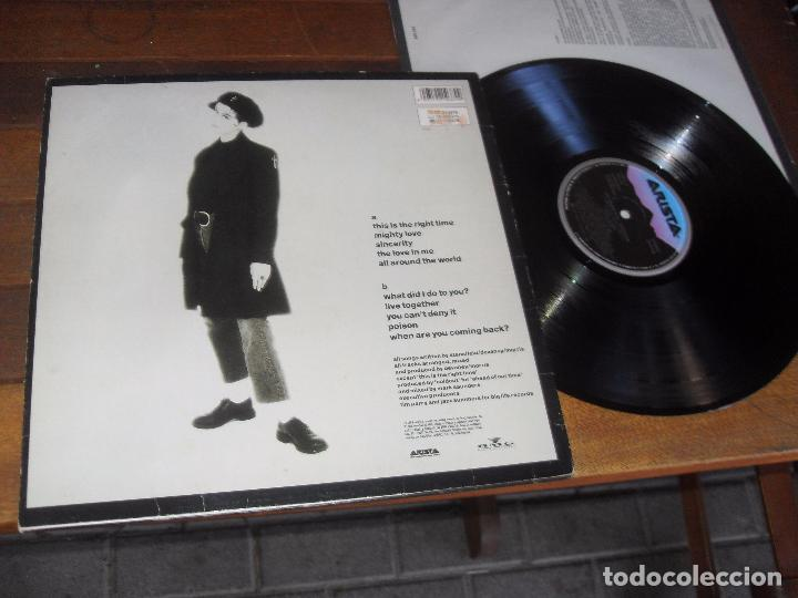 Discos de vinilo: LISA STANSFIELD LP. AFFECTION. MADE IN SPAIN. 1989 - Foto 2 - 102354835