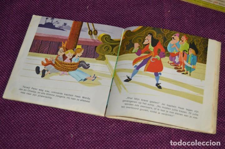 Discos de vinilo: ANTIGUO LOTE - 5 DISCOS CUENTOS INFANTILES ANTIGUOS - WALT DISNEY - AÑOS 60 - VINTAGE - HAZ OFERTA - Foto 12 - 102363075