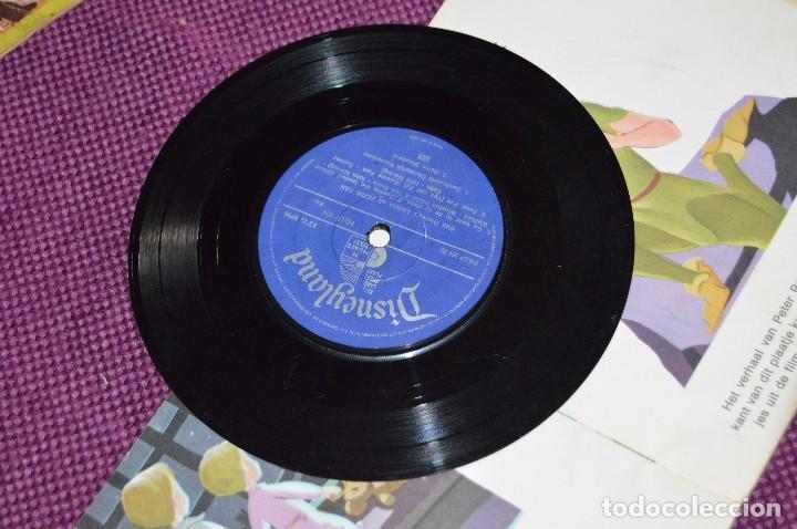 Discos de vinilo: ANTIGUO LOTE - 5 DISCOS CUENTOS INFANTILES ANTIGUOS - WALT DISNEY - AÑOS 60 - VINTAGE - HAZ OFERTA - Foto 14 - 102363075