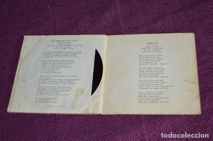 Discos de vinilo: ANTIGUO LOTE - 5 DISCOS CUENTOS INFANTILES ANTIGUOS - WALT DISNEY - AÑOS 60 - VINTAGE - HAZ OFERTA - Foto 15 - 102363075