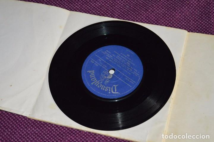 Discos de vinilo: ANTIGUO LOTE - 5 DISCOS CUENTOS INFANTILES ANTIGUOS - WALT DISNEY - AÑOS 60 - VINTAGE - HAZ OFERTA - Foto 16 - 102363075