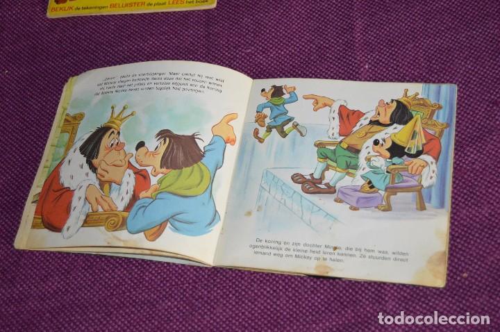 Discos de vinilo: ANTIGUO LOTE - 5 DISCOS CUENTOS INFANTILES ANTIGUOS - WALT DISNEY - AÑOS 60 - VINTAGE - HAZ OFERTA - Foto 17 - 102363075