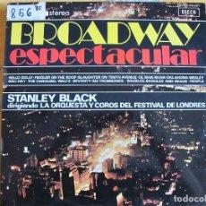 Discos de vinilo - LP - BROADWAY ESPECTACULAR - STANLEY BLACK (SPAIN, DECCA 4 FASES 1966) - 102369967