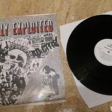 Discos de vinilo: THE EXPLOITED-TOTALLY EXPLOITED- UK 1984.. Lote 102372375