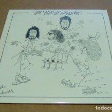 Discos de vinilo: THE WHO - THE WHO BY NUMBERS (LP REEDICIÓN) NUEVO. Lote 102380343