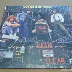 Discos de vinilo: THE WHO - WHO ARE YOU (LP REEDICIÓN) NUEVO. Lote 184101978