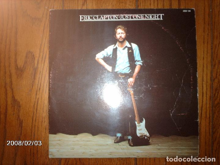 ERIC CLAPTON - JUST ONE NIGHT (Música - Discos - LP Vinilo - Rock & Roll)