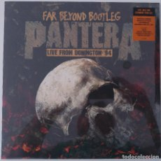 Discos de vinilo: PANTERA..FAR BEYOND BOOTLEG - LIVE FROM DONINGTON '94.(RHINO RECORDS-EASTWEST 02 JUN 2014.) EUROPE.. Lote 102399039