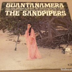 Discos de vinilo: THE SANDPIPERS. GUANTANAMERA. AM RECORDS 1966. ED USA. Lote 102400099