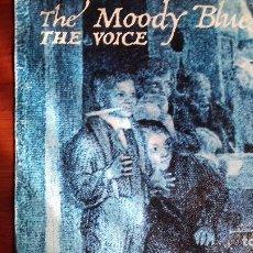 Discos de vinilo: THE MOODY BLUES - THE VOICE SINGLE 1981 EDICION ESPAÑOLA. Lote 102401283