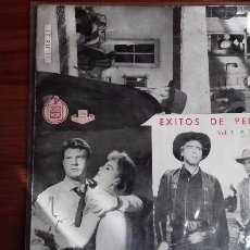 Discos de vinilo: EXITOS DE PELICULA. TRIO MARNHY. SERIE NOIRE. VERACRUZ. LE RIFIFI. ME TOCA PAGAR. TDKDS4. Lote 102401319