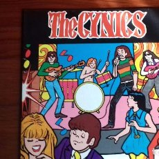 Discos de vinilo: THE CYNICS - CHRISTMAS TOUR 93 - RARE SPANISH SINGLE IMPOSIBLE RECORDS. Lote 102401375