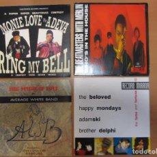 Discos de vinilo: LOTE DE 230 SINGLES. Lote 100513703