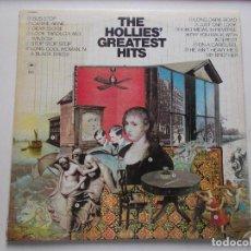 Discos de vinilo: THE HOLLIES - GREATEST HITS - LP - RECOPILATORIO . Lote 102432995