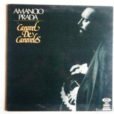 Discos de vinilo: AMANCIO PRADA / CARAVEL DE CARAVELES.. Lote 102435479