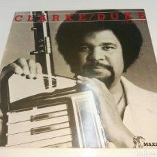 Discos de vinilo: STANLEY CLARK GEORGE DUKE- MAXI HEROES- EPIC 1983 ESPAÑA 4. Lote 102437836