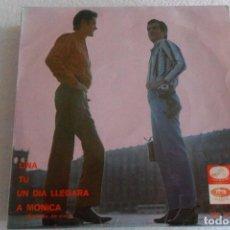 Discos de vinilo: DUO DINAMICO - LINA + 3 EP 1967. Lote 102442283