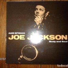 Discos de vinil: JOE JACKSON - BODY AND SOUL. Lote 102450903