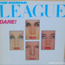 Discos de vinilo: THE HUMAN LEAGUE - DARE VIRGIN - 1981 1ª EDICIÓN. Lote 102450927
