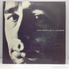 Discos de vinilo: OVIDI MONTLLOR I TOTI SOLER A L'OLYMPIA - LP - VINILO - EDIGSA - SPAIN . Lote 102458935