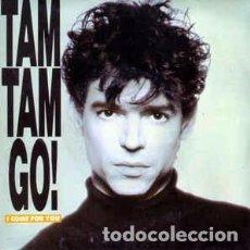 Discos de vinilo: TAM TAM GO! I - COME FOR YOU - MAXI VINILO 45 RPM. Lote 102485791
