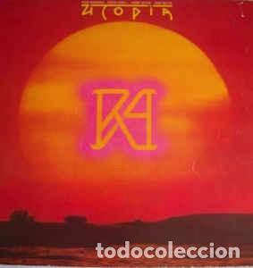 UTOPIA - RA - LP VINILO 33 RPM (Música - Discos de Vinilo - Maxi Singles - Pop - Rock Extranjero de los 70)