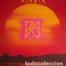 Discos de vinilo: UTOPIA - RA - LP VINILO 33 RPM. Lote 102489703