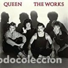 Discos de vinilo: QUEEN - THE WORKS - LP VINILO 33 RPM. Lote 102489983