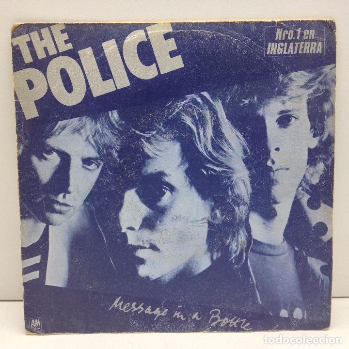 THE POLICE - SINGLE - VINILO - 1979 (Música - Discos de Vinilo - Maxi Singles - Jazz, Jazz-Rock, Blues y R&B)