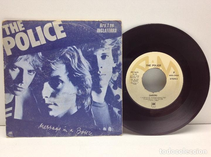 Discos de vinilo: THE POLICE - SINGLE - VINILO - 1979 - Foto 3 - 102502835
