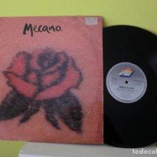 Discos de vinilo: MECANO,( UNA ROSA ES UNA ROSA) VERSION ITALIANA, 1992,MAXI SINGLE, LOTE 199. Lote 102514363
