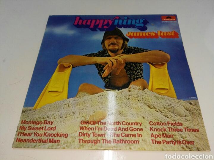 JAMES LAST- LP HAPPYNING- POLYDOR 1971 ESPAÑA 5 (Música - Discos - LP Vinilo - Orquestas)
