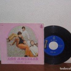 Discos de vinilo: LOS ÁNGELES 7´´ MEGA RARE VINTAGE SPAIN 1968. Lote 102544899